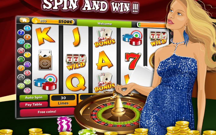 Online slots Canada real money for users